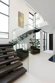 Glass Banisters For Stairs 30 Stair Handrail Ideas For Interiors Stairs Staircases