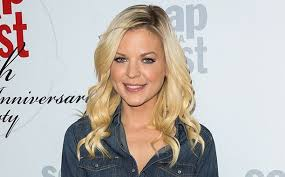 images of kirsten storms hair general hospital kirsten storms confirms break due to skin issues