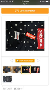 legit check also how much should i pay for this supreme x cdg