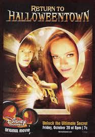 return to halloweentown 2006 watch disney cartoon movies