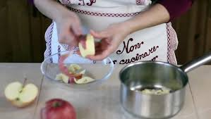 limoner cuisine biscotti cuor di mela ricetta facile apple filled cookies easy