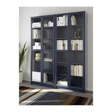 Beech Billy Bookcase Billy Bookcase Dark Blue 160x202x30 Cm Ikea Billy Shelves And