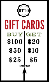 buy a gift card otto gift cards the gift that gives back otto