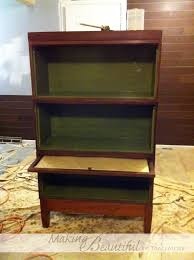 Annie Sloan Painted Bookcase Chalk Paint Traci Morby Styling