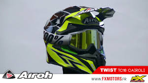 airoh motocross helmets casque motocross airoh twist tc16 cairoli 2017 youtube