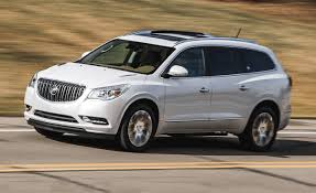 2016 buick enclave awd test u2013 review u2013 car and driver