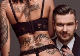 news study shows married european women with tattoos are more
