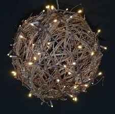 grapevine balls lighted grapevine balls 14 inch rustic wedding decorations