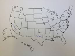 Usa States Map Quiz by This Is What Happens When Americans Are Asked To Label Europe And