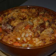 cuisiner un cassoulet recette cassoulet gersois