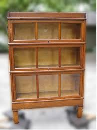 Macey Barrister Bookcase Vintage Bookcases For Sale By Everything But The Books Antique