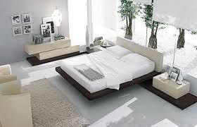 modern white bedroom furniture think global print local
