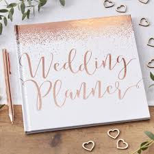 to be wedding planner to be gold foiled wedding planner by