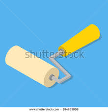 paint roll stock images royalty free images u0026 vectors shutterstock