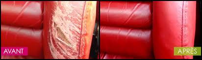 reparation siege cuir voiture service de réparation cuirs auto ecolave