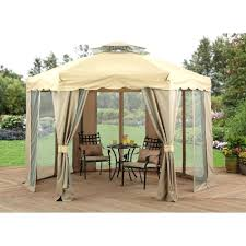 Outdoor Gazebo With Curtains by Patio Ideas Snooze Canopy Outdoor Patio Daybed With Cushions Up