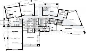 100 contemporary homes floor plans contemporary home floor