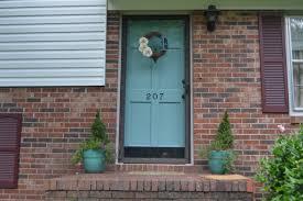 front door loving dogwood lane