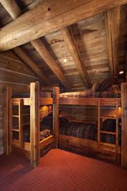 Cabin Ideas 10 Ideas About Rustic Bunk Beds On Pinterest Cabin Plans