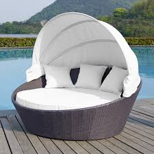 outdoor daybeds patio lounge beds with panama jack key biscayne