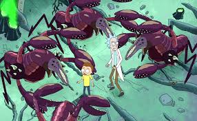 crab spider rick and morty wiki fandom powered by wikia