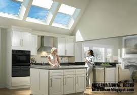 kitchen roof design skylight and roof windows designs types for homes amazing decors