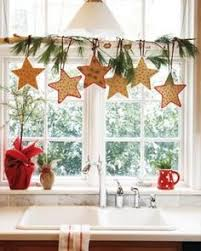 Decorate With Christmas Cards Pine Garland For Christmas Cards Nine And Sixteen With Midwest