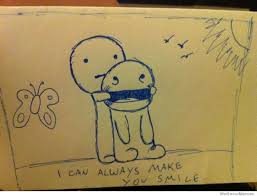 You Make Me Smile Meme - drawing to make someone smile clipartxtras