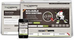 responsive wordpress web hosting theme vortex features a css