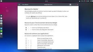 raccourci bureau ubuntu ubuntu 17 10 et ses déclinaisons