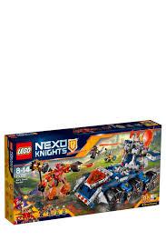 Lego Nexo Knights Axl s Tower Carrier