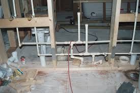 New Construction Plumbing House Const