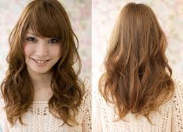 hairstyles for girls with chubby cheeks curly hairstyle for round face ideas hairjos com