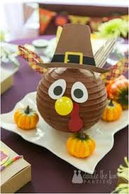 thanksgiving centerpieces for the table crayon holder