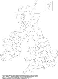Map Of Britain Printable Blank Uk United Kingdom Outline Maps U2022 Royalty Free
