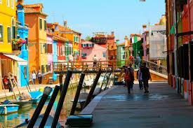 Burano Italy Venice Burano Italy