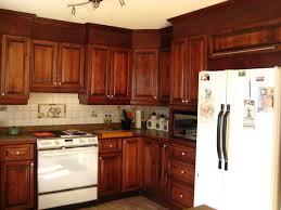 cuisine merisier bisson et fille armoires de cuisine au québec