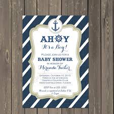 anchor baby shower anchor baby shower invitation nautical shower invitation in