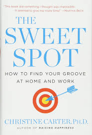 the sweet spot how to find your groove at home and work