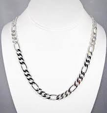 necklace for mens sterling silver necklace ebay