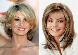 medium layered hairstyle for women over 60 haircuts for 60 lovely layered haircuts medium hair for women over