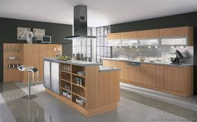 Kitchen Cabinets Modern Modern Light Wood Kitchen Cabinets Pictures Design Ideas