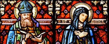 st monica model of christian motherhood augustine crossroads