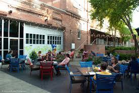Out Door Patio Best Outdoor Dining In Durham Nc