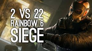 siege mcdonald rainbow 6 siege co op gameplay let s play 2 vs 22 in terrorist