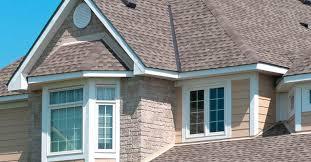 Shingling A Hip Roof Oakridge Roofing Shingles Estate Gray Owens Corning