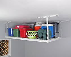 ceiling mounted storage racks amazon com storage u0026 home