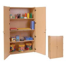 amazon com steffy wood products teacher u0027s storage cabinet home
