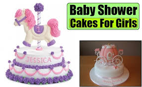 baby shower cakes for girls different types of baby shower