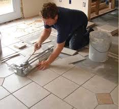 Installing Floor Tile Installing Ceramic Tile Floor Home U2013 Tiles
